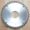 Пила дисковая подрезная HW 180×4.45-5.25×45 Z=36 KO-WS (Leuco) 192734