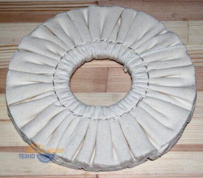 Полировальный круг 150*50*10 для кромкооблицовочных станков