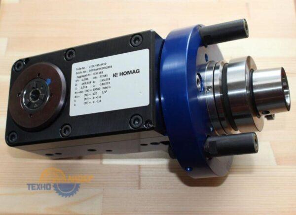 2-017-95-4410 Агрегат для выборки гнезд под замки D20/16.ER16 KURZ