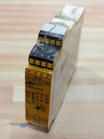 4-008-38-0551 Модуль аварийного выключения PNOZ XV1PC30 24VDC 2-KANAL
