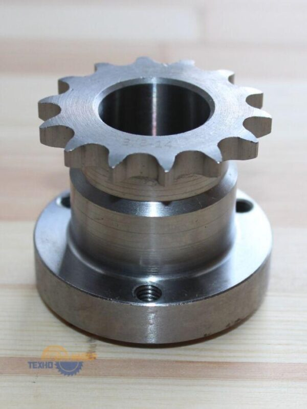 0372740301D SCM Зубчатое колесо Z14 3/8″ 7/32″ 1 SCM