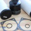 4-042-01-0542 Элементы масляного сепаратора комплект для помпы R5