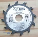 Диск пильный 150х30х6.0/3.0 15° FLAT Z=12 (CMT) 240.060.06М
