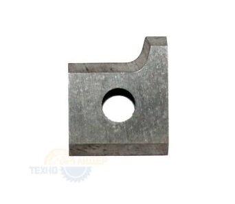 Пластина радиусная 12х14.5х2 R2 T04F LH (для Brandt KDN 340) 021045 Tigra