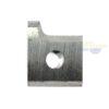 Пластина радиусная 12х14.5х2 R2 T04F RH (для Brandt KDN 340) 021044 Tigra