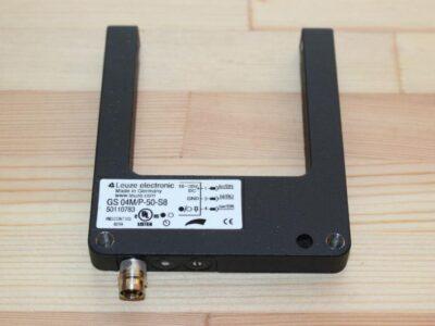 3-601-07-0200 Датчик световой вилочный GS 04M/P-50-S8 (замена для 4-008-61-0795)