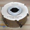 Фреза алмазная для узла прифуговки 125x48x30 z=3+3 R (BROOK) KNAR12548