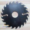 Пильный диск PI-502 350*3.0/2.0*70 Z=20+4 KW4/20*5 GM HW (FABA) P0200304