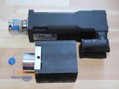 2-209-66-5680 Двигатель привода подрезного узла в сборе с подшипниковой опорой и муфтой (Замена для 4-075-01-1237)