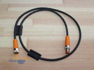 4-008-61-1208 Штекер M8-3-ST-G/M8-3-BU-G с кабелем 0.6м