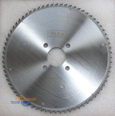 Пильный диск алмазный основной PD-521 350×4.4/3.2×60 z=72 GA 2/14/100+2/14/125 DP DIA=5.5 mm (FABA) D5210275