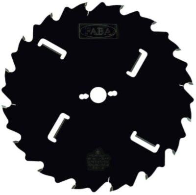 Пильный диск PI-502 300*2.8/1.8*70 Z=18+4 KW4/20*5 GM HW (FABA) P0200302