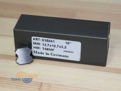 Пластина 12.7х12.7х3.2 мм R2 T06MF (Tigra) 035041