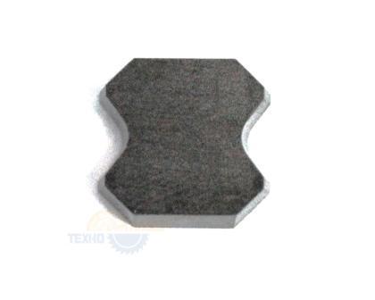 Пластина радиусная 12.7х12.7х3.2 R2 T06MF (для BIESSE) 035041 Tigra