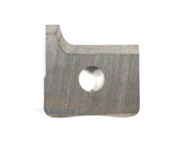 Пластина радиусная 15х14.5х2 R2 T04F-CR LH (для SCM) 022307 Tigra