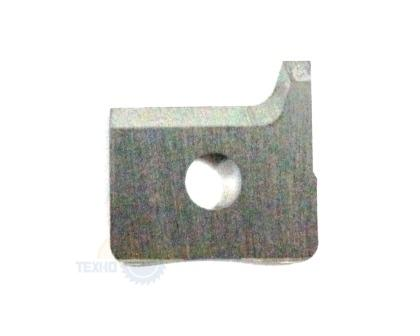 Пластина радиусная 15х14.5х2 R2 T04F-CR RH (для SCM) 022305 Tigra