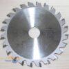 Пила дисковая подрезная 120×3.0-3.8×20 Z=24 HighLine (Leuco) 458618