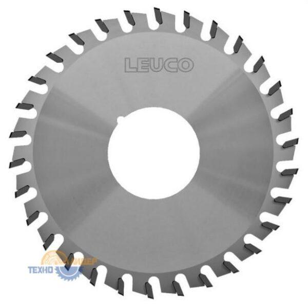 Пила дисковая кромочная HW 100*2.6/2.0*32 Z=30 ES L лев. (Leuco) 192514