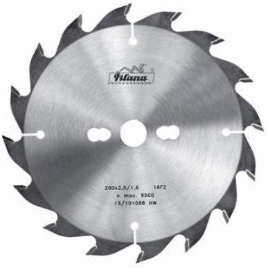 Пильный диск тв/сп 250х30*3.2/2.2 z=20 (Pilana) 80-40 FZ