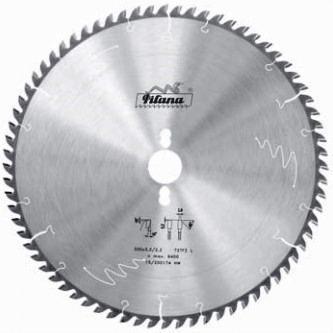 Диск пильный по ЛДСП, МДФ 250×3.2/2.2×30 z60  97-13 TFZ L Pilana
