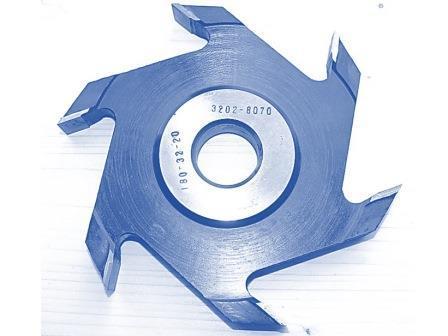 Фрезы дисковые насадные пазовые