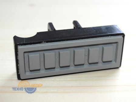 Накладка транспортера кромкооблицовочного станка 80*30*18 мм