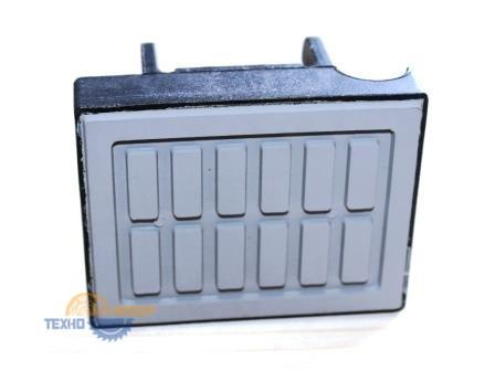Накладка транспортера кромкооблицовочного станка 80*60*18 мм