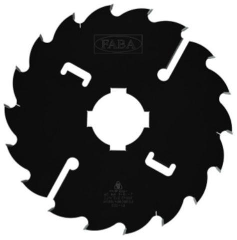 Пильный диск PI-503 350*3.5/2.3*80 Z=24+4 KW4/20*5 GM HW (FABA) P0300810