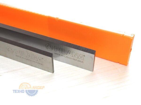Нож строгальный 190х30х3 HSS 18% W Pilana