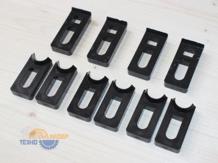 2-234-65-4470 Комплект скребков: 4шт плоских и 6шт круглых