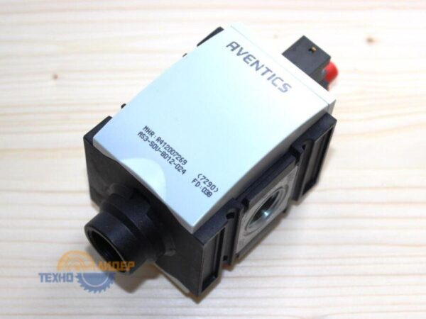 4-011-04-1633 Клапан входной 3/2 ELEKT.G1/2 2.5-10 BAR AS3