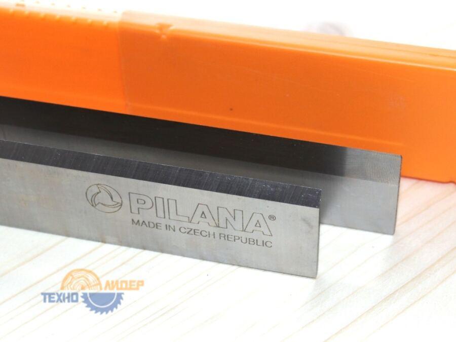 Нож строгальный 260х30х3 с тв/сп напайкой «Pilana» TCT