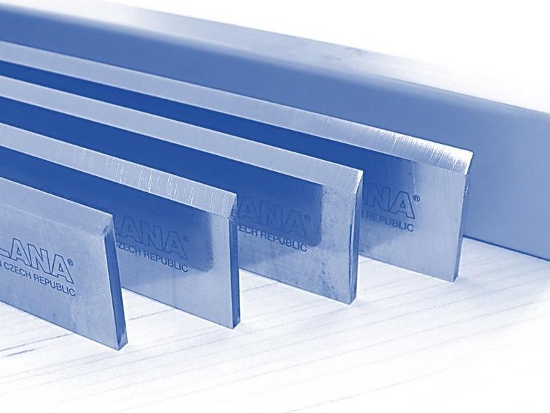 Ножи строгальные DS фото для категории инструментальная сталь