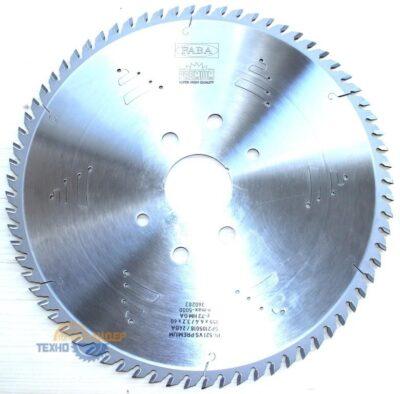 Пильный диск PI-521VS Premium 355×4.4/3.2×60 Z=72 GA HW (FABA) SP2105018