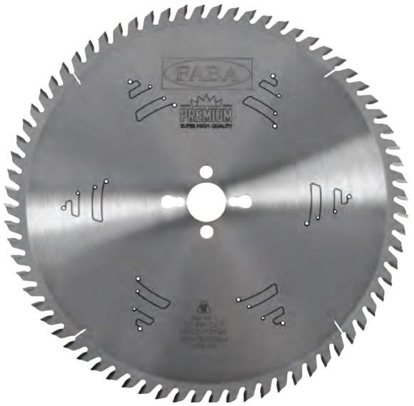 Диск универсальный 300x30_3.2/2.2 z60 GS PI-505VT Premium FABA SP0505003