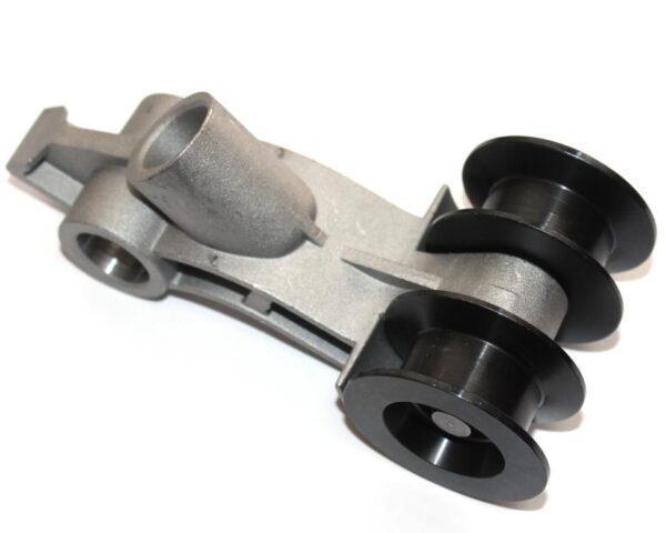 2-212-05-1500 Рычаг со стальными роликами