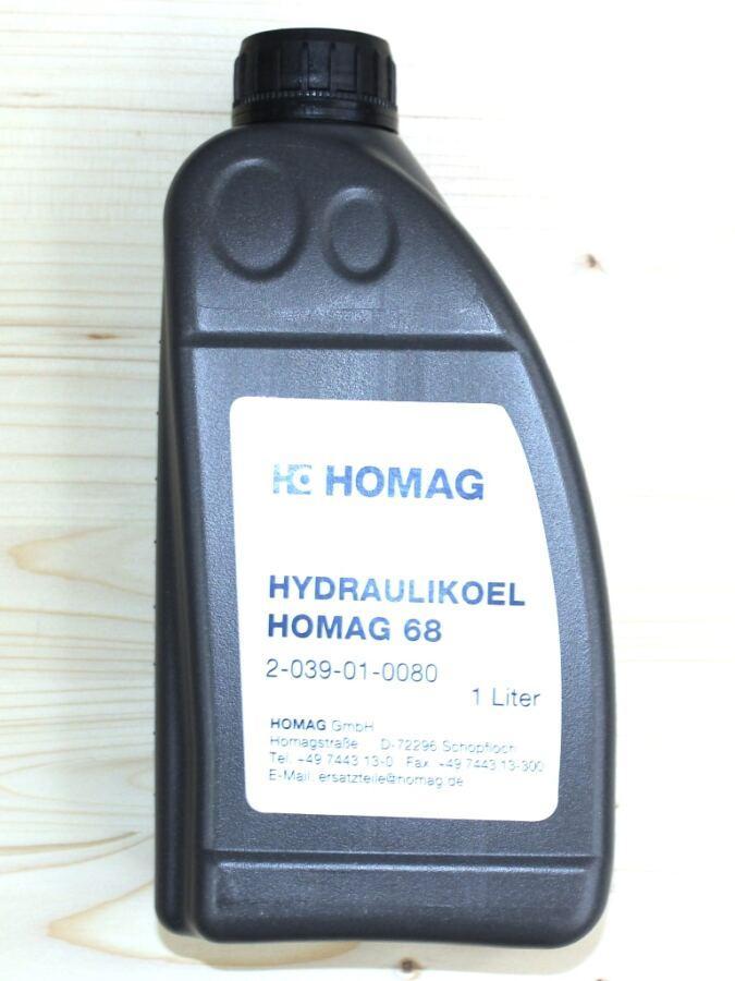 2-039-01-0080 Масло гидравлическое HOMAG 68  — 1 литр