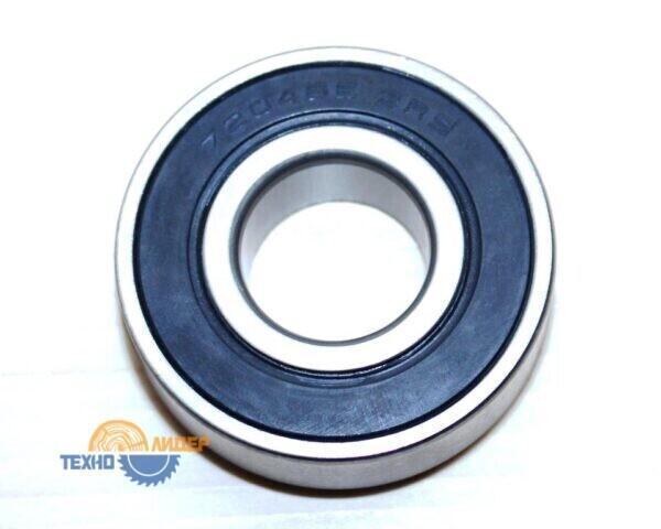 4-006-10-0432 Шарикоподшипник радиально-упорный DIN 628 7204 BE 2RS 1