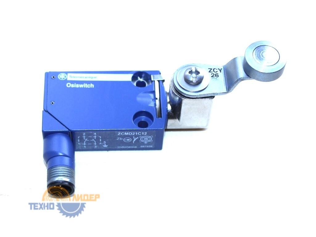 4-008-32-0801 Выключатель концевой. клавишный  XCMD2126C12