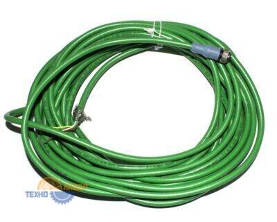 4-008-35-0903 Штекер M12-5-A-G/ 4X0.34C с кабелем L=10м