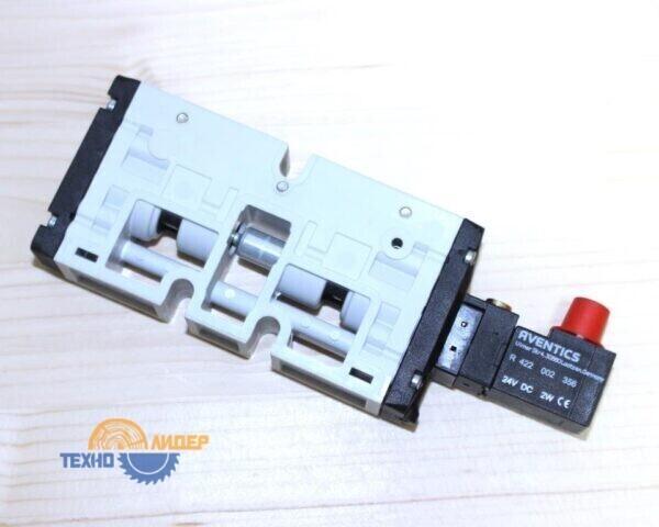 4-011-04-1313 Клапан BLOCK 5/2 G1/4 TC15 MONOSTABIL