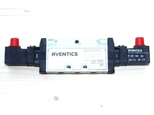 4-011-04-1579 Клапан электрический 5/2 G1/8 TC08