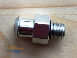 10.01.06.02802 Соединительный элемент для вакуумной присоски Тип присоединения – SC 030 M5-AG