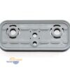 10.01.12.00012 Резиновая накладка для блока (верхняя) VCSP-O 120x50x15.5 23265