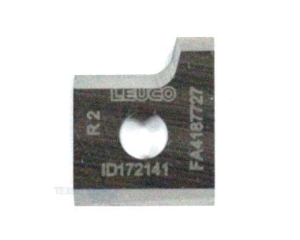 172141 Нож радиусный HW 12×14.5×2 R=2 R Leuco