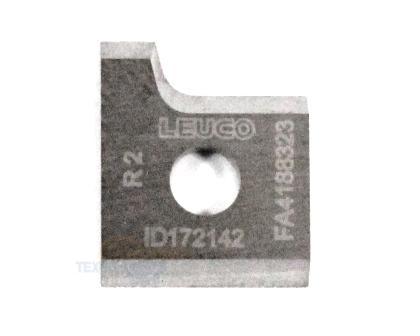 172142 Нож радиусный HW 12×14.5×2 R=2 L Leuco