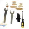 AB111N Ламельный фрезер для плоских шкантов 20315