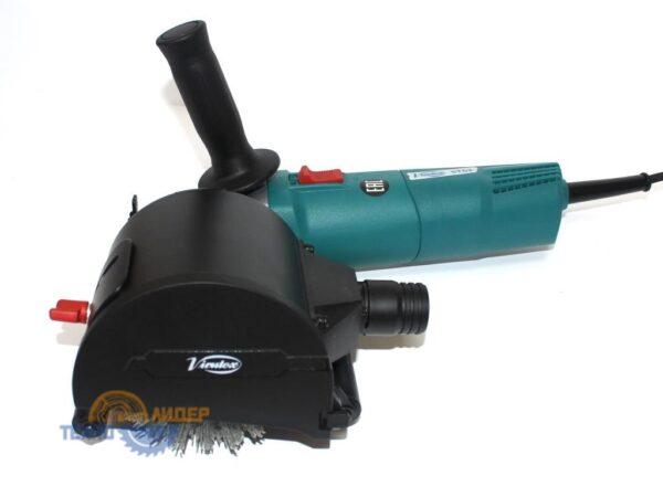 ST62 Щеточная шлифовальная машинка c нейлоновой щеткой (6291214) + дополнительная металлическая щетка
