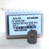 185380 Нож циклёвочный 20х12х2 R2 (Leuco)