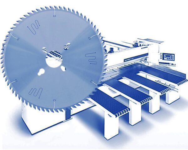 Пильные диски для раскроечных центров - фото категории пильных дисков